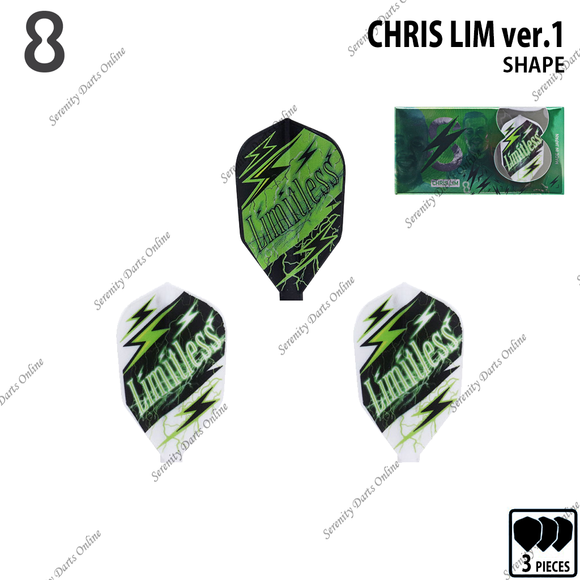 CHRIS LIM ver.1 [8 FLIGHT SHAPE]