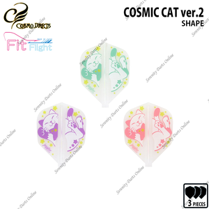 COSMIC CAT ver.2 [FIT FLIGHT SHAPE]