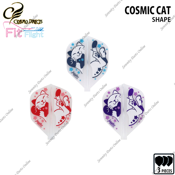 COSMIC CAT [FIT FLIGHT SHAPE]