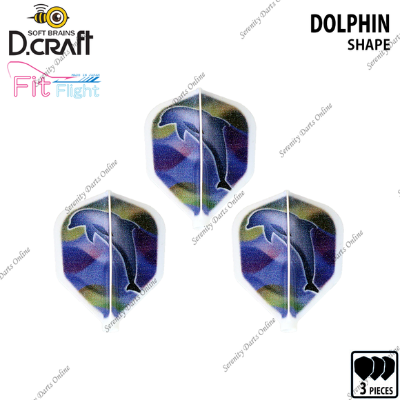 DOLPHIN [FIT FLIGHT SHAPE]