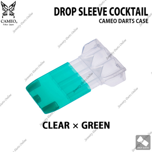 DROP SLEEVE COCKTAIL