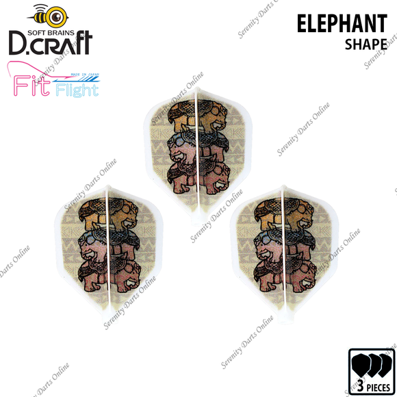 ELEPHANT [FIT FLIGHT SHAPE]