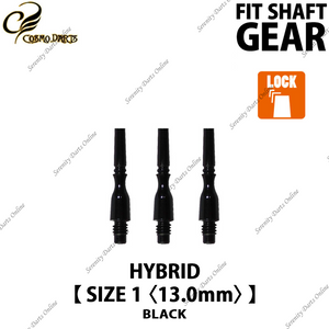 FIT SHAFT GEAR HYBRID LOCKED