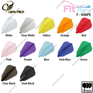 FIT FLIGHT F-SHAPE 6 PIECES