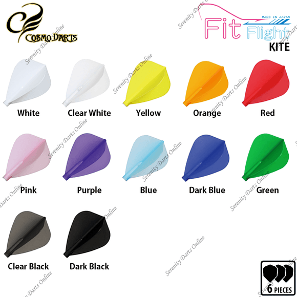 FIT FLIGHT KITE 6 PIECES