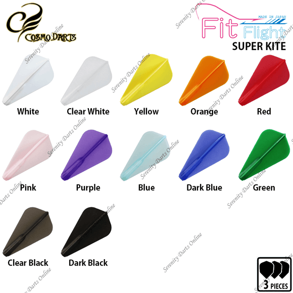 FIT FLIGHT SUPER KITE 3 PIECES