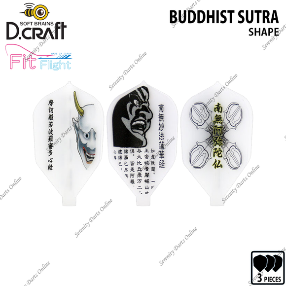 BUDDHIST SUTRA [FIT FLIGHT SHAPE]