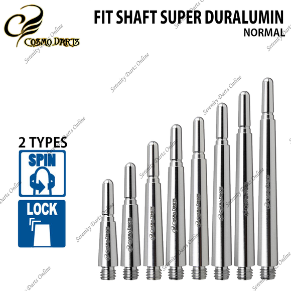FIT SHAFT SUPER DURALUMIN NORMAL