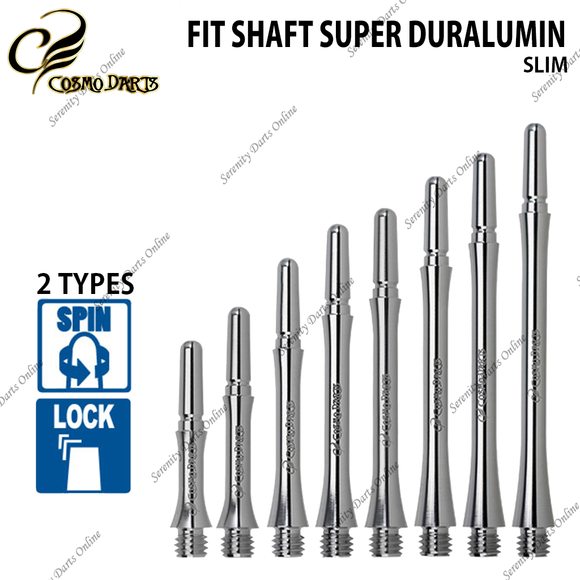 FIT SHAFT SUPER DURALUMIN SLIM
