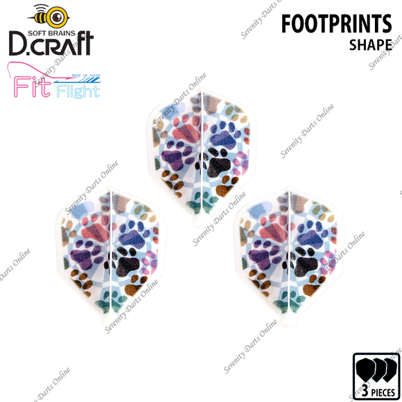 FOOTPRINTS [FIT FLIGHT SHAPE]