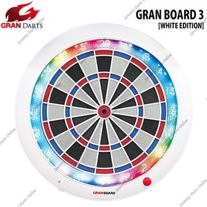 GRAN BOARD 3 ( BLUE/RED ) [WHITE EDITION]