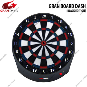[READY STOCK] GRAN BOARD DASH ( BLUE/RED ) [BLACK EDITION]