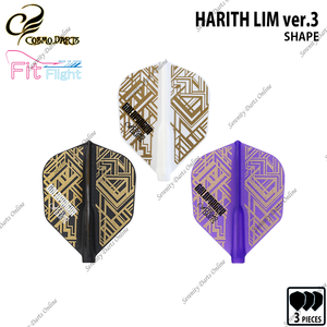 HARITH LIM ver.3 [FIT FLIGHT SHAPE]