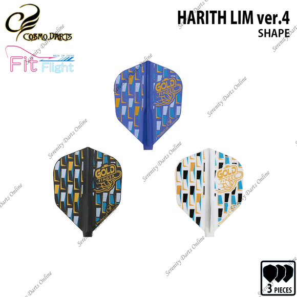 HARITH LIM ver.4 [FIT FLIGHT SHAPE]