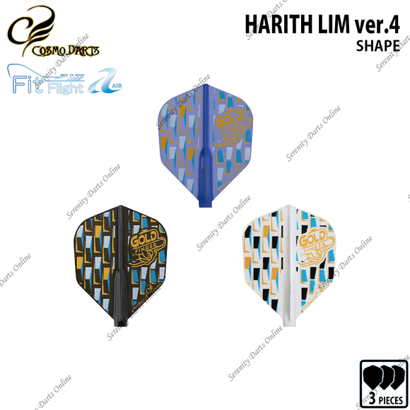 HARITH LIM ver.4 [FIT FLIGHT AIR SHAPE]