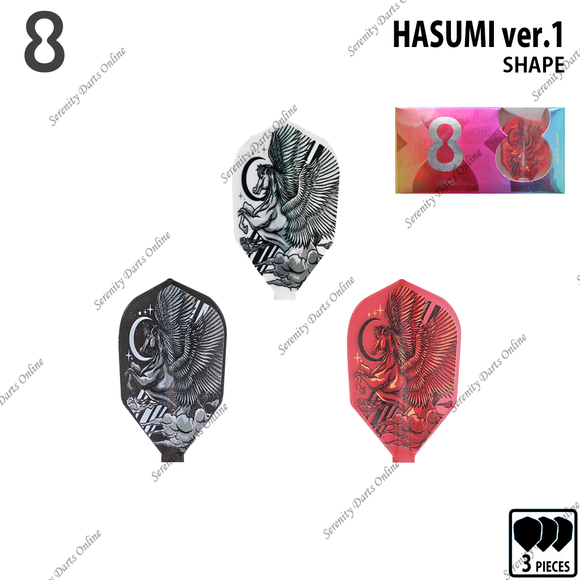 HASUMI ver.1 [8 FLIGHT SHAPE]