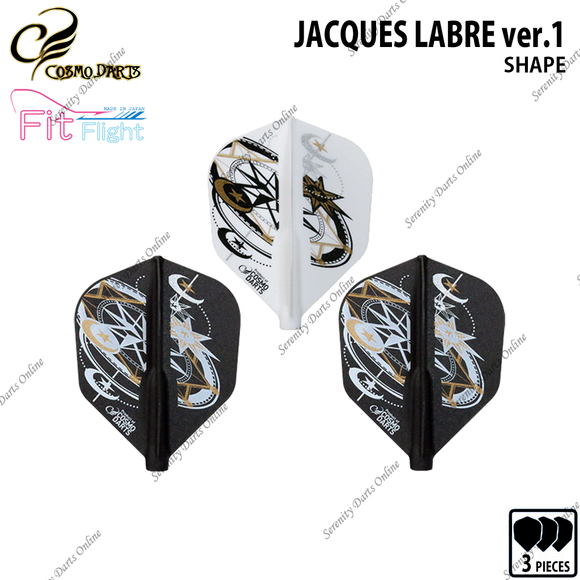 JACQUES LABRE ver.1 [FIT FLIGHT SHAPE]