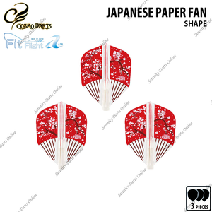 JAPANESE PAPER FAN [FIT FLIGHT AIR SHAPE] • 2019 DESIGN CONTEST FIT FLIGHT •