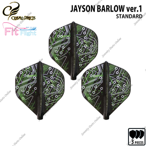 JAYSON BARLOW ver.1 [FIT FLIGHT STANDARD]