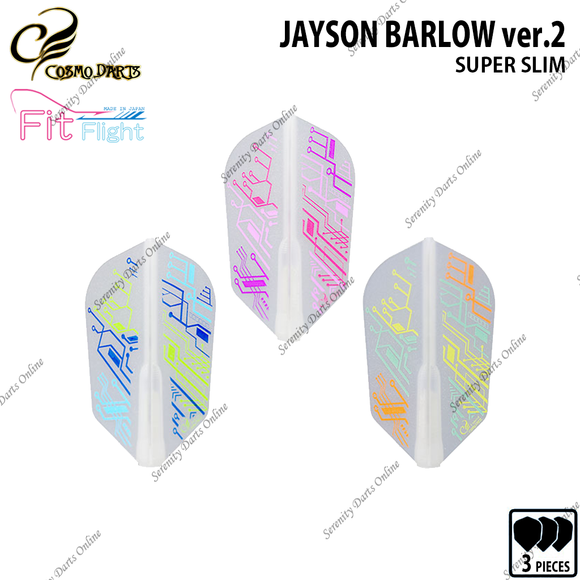 JAYSON BARLOW ver.2 [FIT FLIGHT SUPER SLIM]