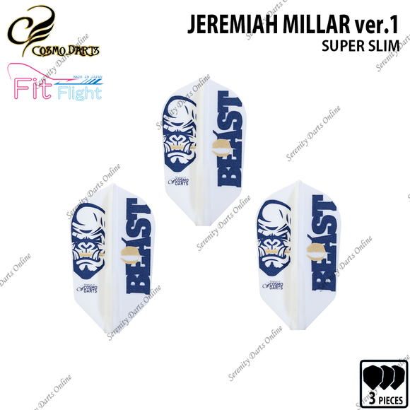 JEREMIAH MILLAR ver.1 [FIT FLIGHT SUPER SLIM]