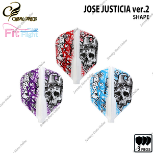 JOSE JUSTICIA ver.2 [FIT FLIGHT SHAPE]