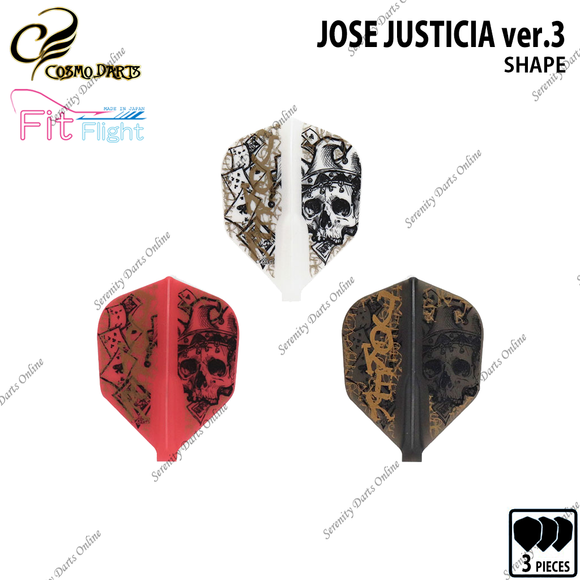 JOSE JUSTICIA ver.3 [FIT FLIGHT SHAPE]