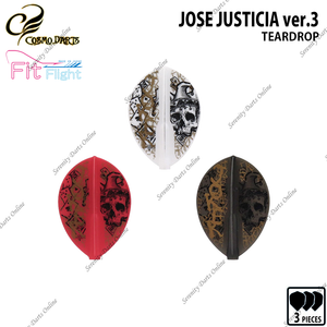 JOSE JUSTICIA ver.3 [FIT FLIGHT TEARDROP]