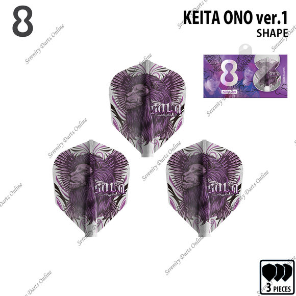 KEITA ONO ver.1 [8 FLIGHT SHAPE]