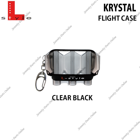 KRYSTAL ( CLEAR BLACK )