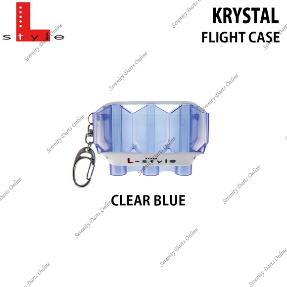 KRYSTAL ( CLEAR BLUE )