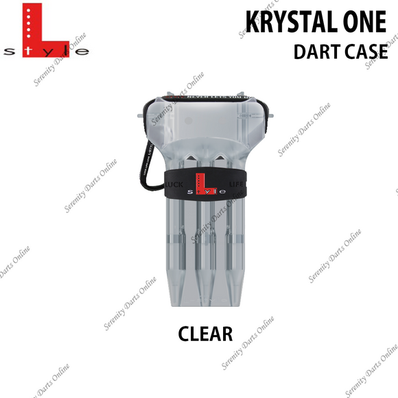 KRYSTAL ONE ( CLEAR )