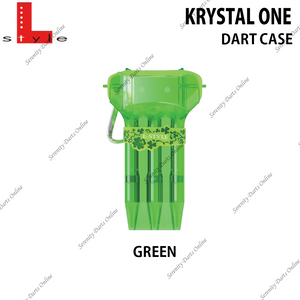 KRYSTAL ONE ( GREEN )