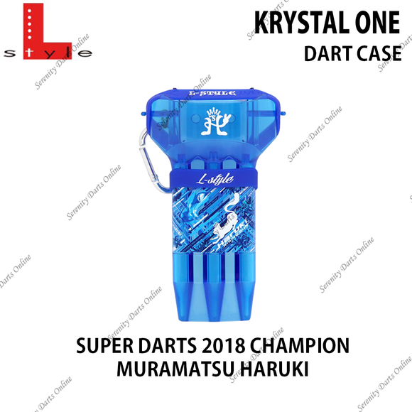 KRYSTAL ONE ( SUPER DARTS 2018 CHAMPION - MURAMATSU HARUKI )