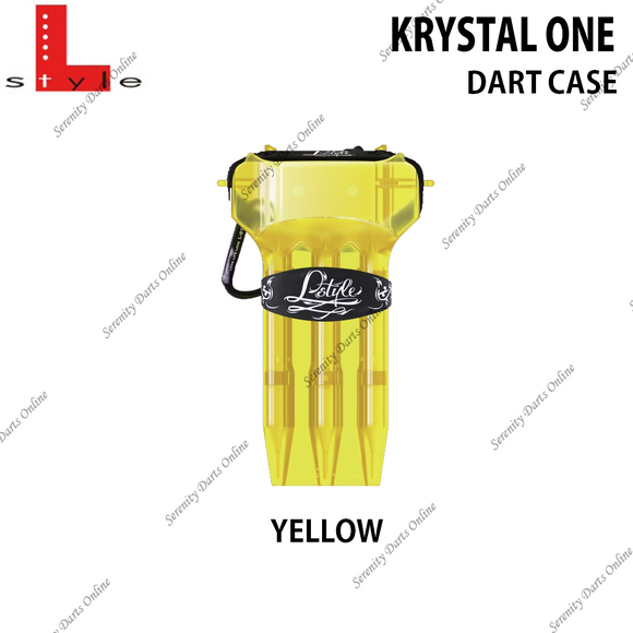KRYSTAL ONE ( YELLOW )