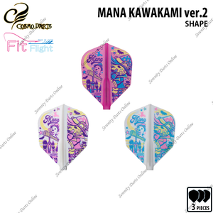 MANA KAWAKAMI ver.2 [FIT FLIGHT SHAPE]