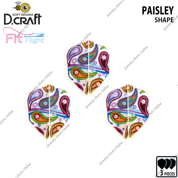 PAISLEY [FIT FLIGHT SHAPE]