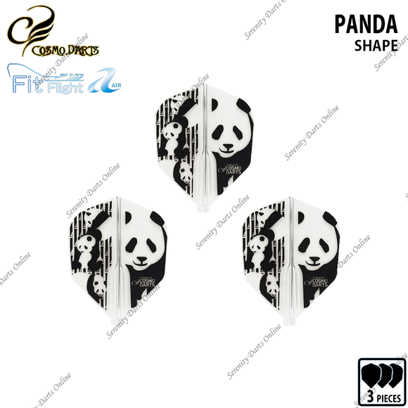 PANDA [FIT FLIGHT AIR SHAPE]