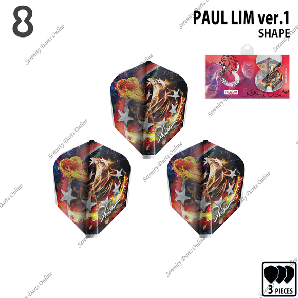 PAUL LIM ver.1 [8 FLIGHT SHAPE]