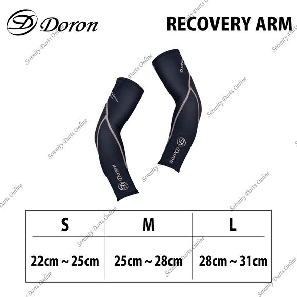 ‹ PRE-ORDER › RECOVERY ARM