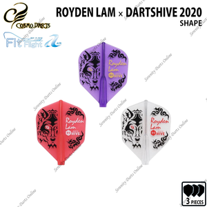ROYDEN LAM [FIT FLIGHT AIR SHAPE] • 2020 LIMITED EDITION •