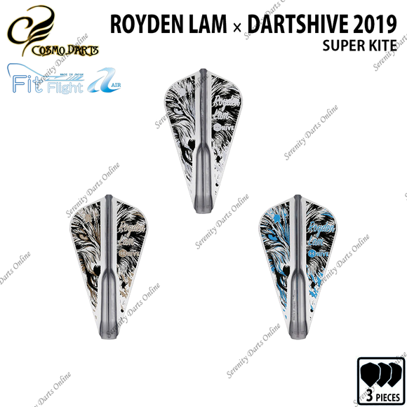 ROYDEN LAM [FIT FLIGHT AIR SUPER KITE] • 2019 LIMITED EDITION •