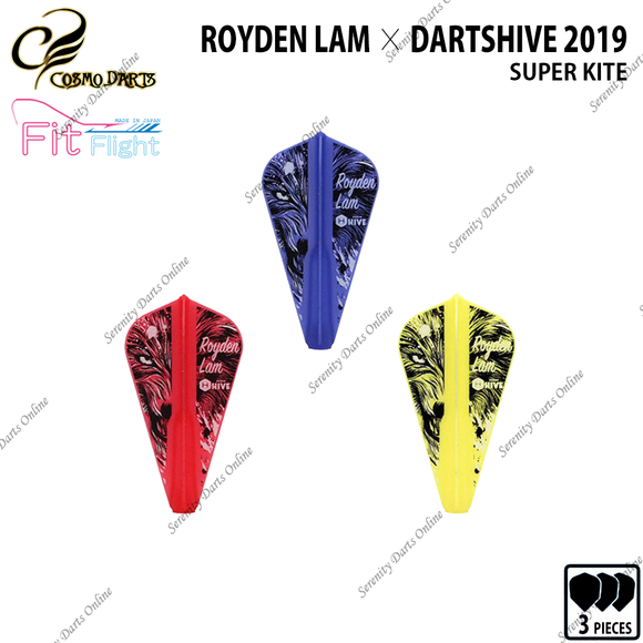 ROYDEN LAM [FIT FLIGHT SUPER KITE] • 2019 LIMITED EDITION •