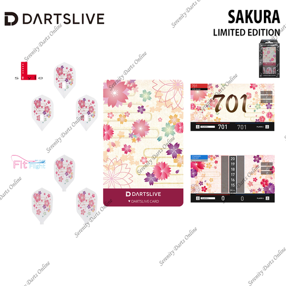 SAKURA - SPECIAL PACK • LIMITED EDITION •