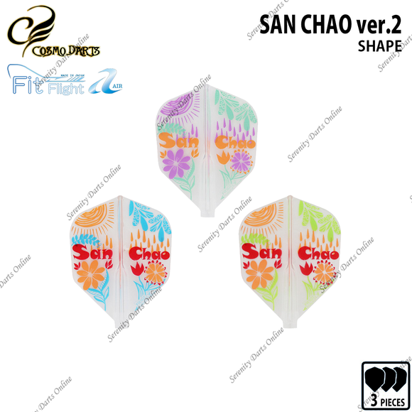 SAN CHAO ver.2 [FIT FLIGHT AIR SHAPE]