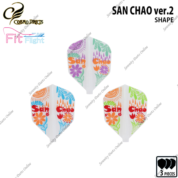 SAN CHAO ver.2 [FIT FLIGHT SHAPE]
