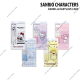 SANRIO CHARACTERS - BARREL & DARTSLIVE CARD •REGION EXCLUSIVE•