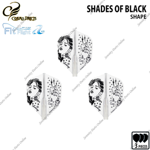 SHADES OF BLACK [FIT FLIGHT AIR SHAPE] • COSMO DESIGN CONTEST •