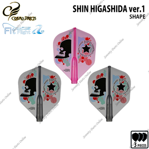 SHIN HIGASHIDA ver.1 [FIT FLIGHT AIR SHAPE]