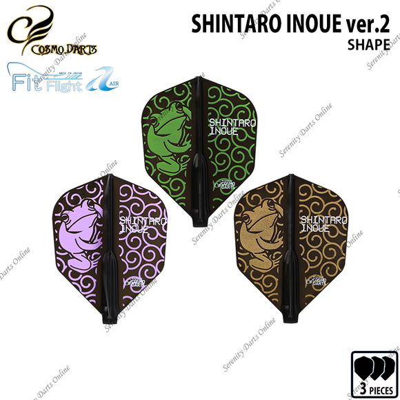 SHINTARO INOUE ver.2 [FIT FLIGHT AIR SHAPE]